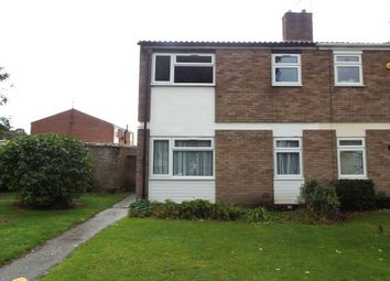 Thumbnail 3 bed semi-detached house to rent in Kempston, Bedford