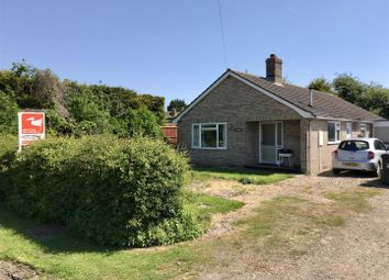 Thumbnail 2 bed bungalow for sale in Station Road, Little Steeping, Spilsby