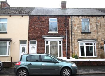 Thumbnail 2 bed terraced house for sale in Coronation Terrace, Trimdon Station