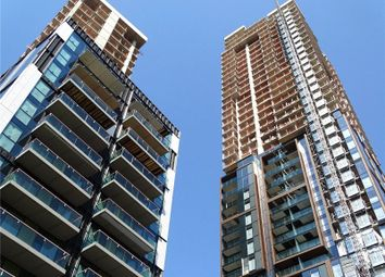 Thumbnail 1 bed flat for sale in Maine Tower, Harbour Central, Canary Wharf, London