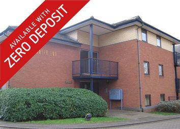 Thumbnail 2 bedroom flat to rent in Water End, Thorpe Meadows, Peterborough