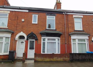 3 bed terraced house for sale in Rosmead Street, Hull HU9