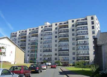 Thumbnail 2 bed flat for sale in Kings Court, Queens Promenade, Ramsey