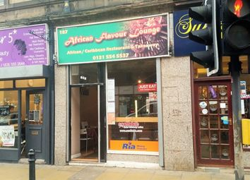 Thumbnail Restaurant/cafe for sale in Great Junction Street, Edinburgh