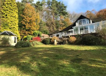 Thumbnail 5 bed detached house for sale in Hammer Lane, Grayshott, Hindhead, Hampshire