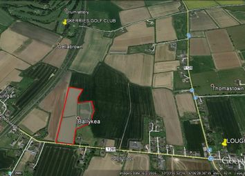 Thumbnail Property for sale in 9.18 Acres At Ballykea, Loughshinny, Skerries, County Dublin