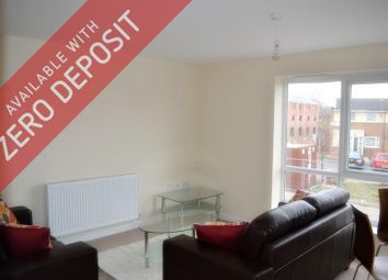 Thumbnail 2 bed flat to rent in Guide Post Road, Grove Village, Manchester