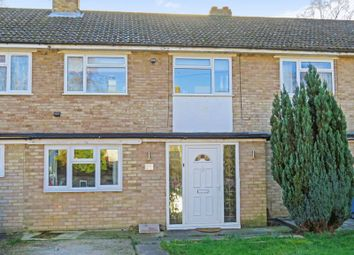 Thumbnail 3 bed terraced house for sale in Foxley Close, Blackwater, Camberley
