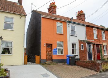 Thumbnail 2 bed end terrace house for sale in St. Georges Road, Beccles