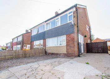 Thumbnail 3 bed semi-detached house for sale in Victoria Way, Outwood, Wakefield