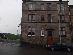 Thumbnail 2 bedroom flat to rent in Murdieston Street, Greenock