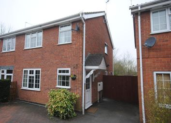 Thumbnail 3 bed semi-detached house to rent in Alyssum Way, Narborough, Leicester