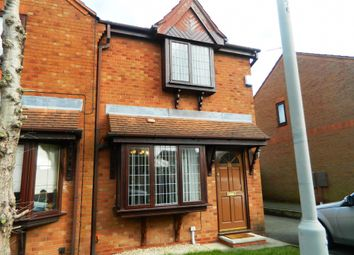 Thumbnail 2 bed semi-detached house to rent in Coulport Close, Dovecot, Liverpool