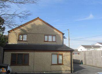 Thumbnail 2 bedroom flat to rent in Glebe Road, Loughor, Swansea