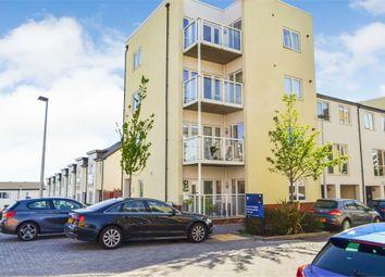 Thumbnail 2 bed flat for sale in Trem Elai, Penarth, South Glamorgan