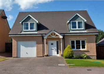 Thumbnail 3 bed detached house to rent in Harvey Way, Rothienorman