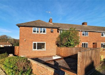 Thumbnail 3 bed semi-detached house for sale in Harrowby Close, Tiverton, Devon