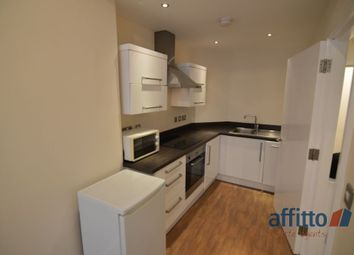 Thumbnail 1 bed flat for sale in Bradshaw House, Rutland Street, Leicester