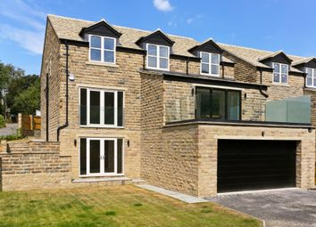 Thumbnail 5 bed detached house for sale in Coxley Lane, Middlestown, Wakefield