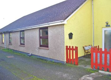 Thumbnail 1 bed detached bungalow to rent in The Lizard, Helston