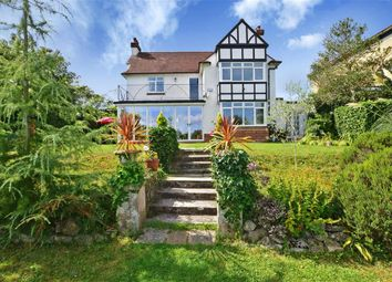 Thumbnail 4 bed detached house for sale in Ashey Road, Ryde, Isle Of Wight