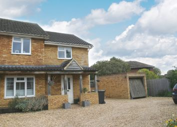 Thumbnail 3 bed end terrace house for sale in Lusden Grove, Thame, Oxfordshire