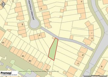 Thumbnail Land for sale in Hesperus Crescent, London