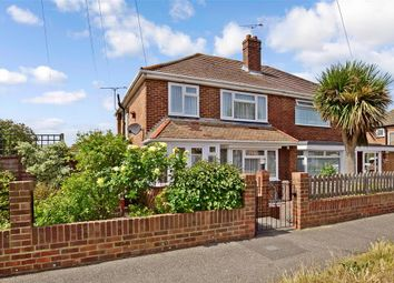 Thumbnail 3 bed semi-detached house for sale in Southwood Gardens, Ramsgate, Kent