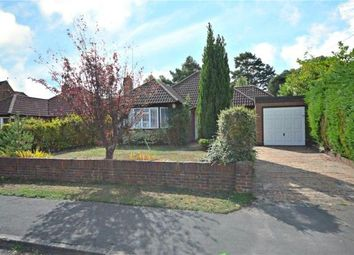 Thumbnail 2 bed detached bungalow for sale in Greenways, Sandhurst, Berkshire