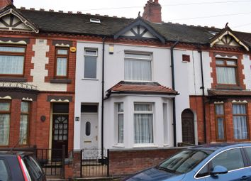 Thumbnail 3 bed terraced house for sale in Riversley Road, Nuneaton