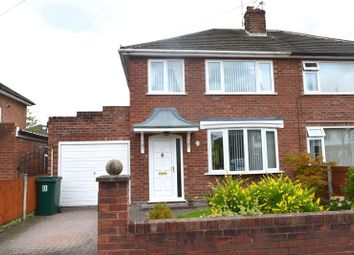 Thumbnail 3 bed semi-detached house for sale in Embassy Close, Blacon, Chester