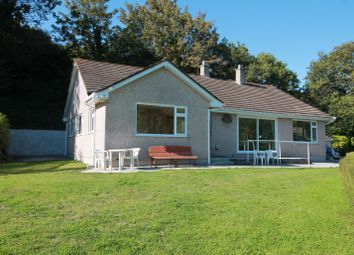 Thumbnail 4 bed detached bungalow for sale in Bowcombe Creek, Kingsbridge