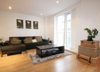 Thumbnail 1 bed flat to rent in Caspian Wharf, 1 Yeo Street, London