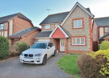 Thumbnail 4 bed detached house for sale in Ashmore Gardens, Northfleet, Gravesend
