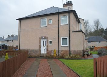 Thumbnail 3 bed flat to rent in Croft Crescent, Fife