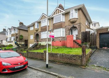 Thumbnail 3 bedroom semi-detached house for sale in Fredington Grove, Plymouth