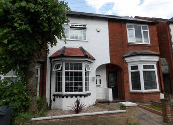 Thumbnail 2 bed terraced house for sale in Swindon Road, Birmingham, West Midlands