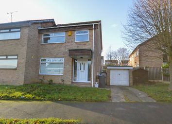 Thumbnail 3 bedroom semi-detached house for sale in Westcroft Crescent, Westfield, Sheffield