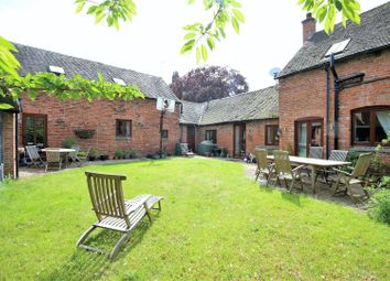 Thumbnail 4 bed barn conversion for sale in Main Street, Snarestone