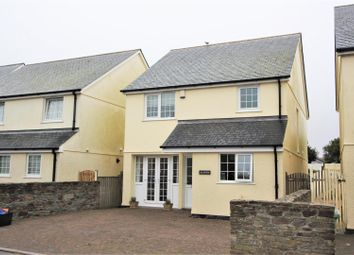 Thumbnail 3 bed detached house to rent in West Pentire Road, Crantock, Newquay