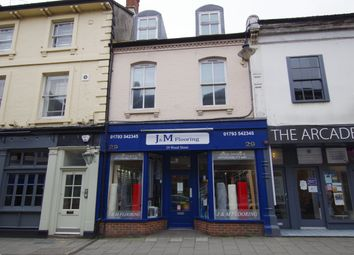 Thumbnail Property for sale in Wood Street, Old Town, Swindon