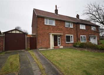 Thumbnail 3 bed semi-detached house for sale in Bannister Drive, Leyland, Preston, Lancashire