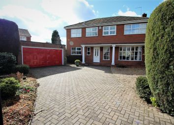 Thumbnail 4 bed detached house for sale in School Lane, Hill Ridware, Rugeley
