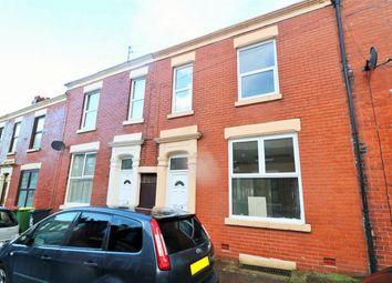 Thumbnail 4 bed terraced house to rent in Osborne Street, Preston, Lancashire