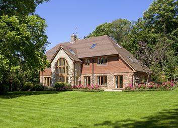 Thumbnail 6 bed detached house to rent in Comp Lane, Platt, Sevenoaks