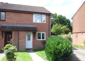 Thumbnail 2 bed end terrace house for sale in Redwood Gardens, Totton