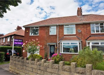 Thumbnail 4 bedroom semi-detached house for sale in Holystone Drive, Newcastle Upon Tyne