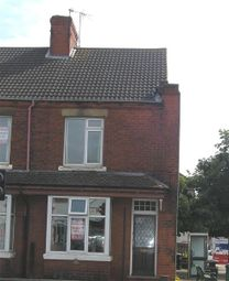 Thumbnail 1 bed flat to rent in Ashby Road, Scunthorpe