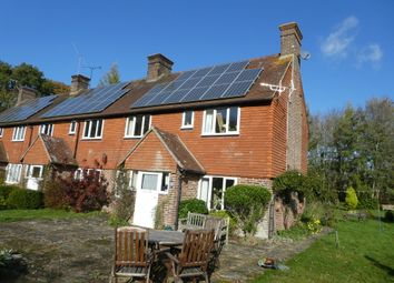 Thumbnail 2 bedroom end terrace house to rent in Level Mare Lane, Eastergate, Chichester