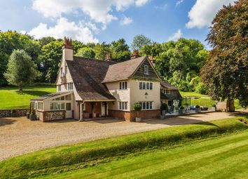 Thumbnail 7 bed detached house for sale in Butlers Dene Road, Woldingham, Caterham